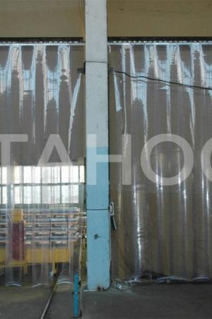 Полосовые ПВХ-завесы в цехов и ангаров